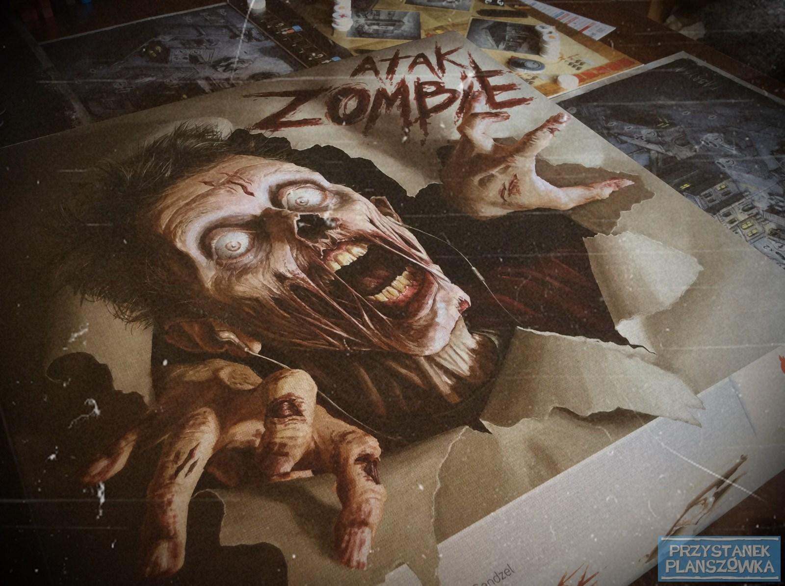Atak Zombie 00
