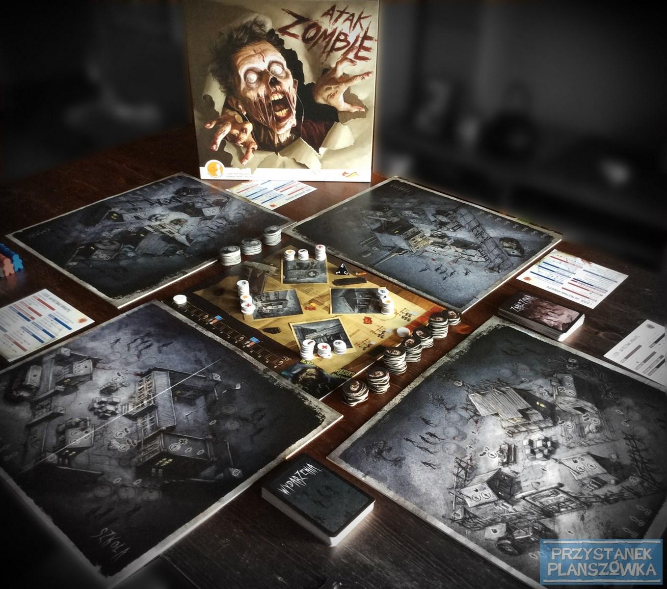 Atak Zombie 07