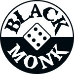 Black Monk logo