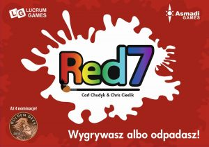 Red 7 cover