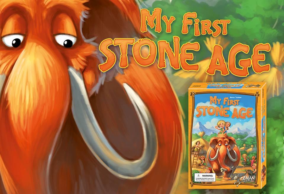 Stone Age Junior / fot. Z-Man Games