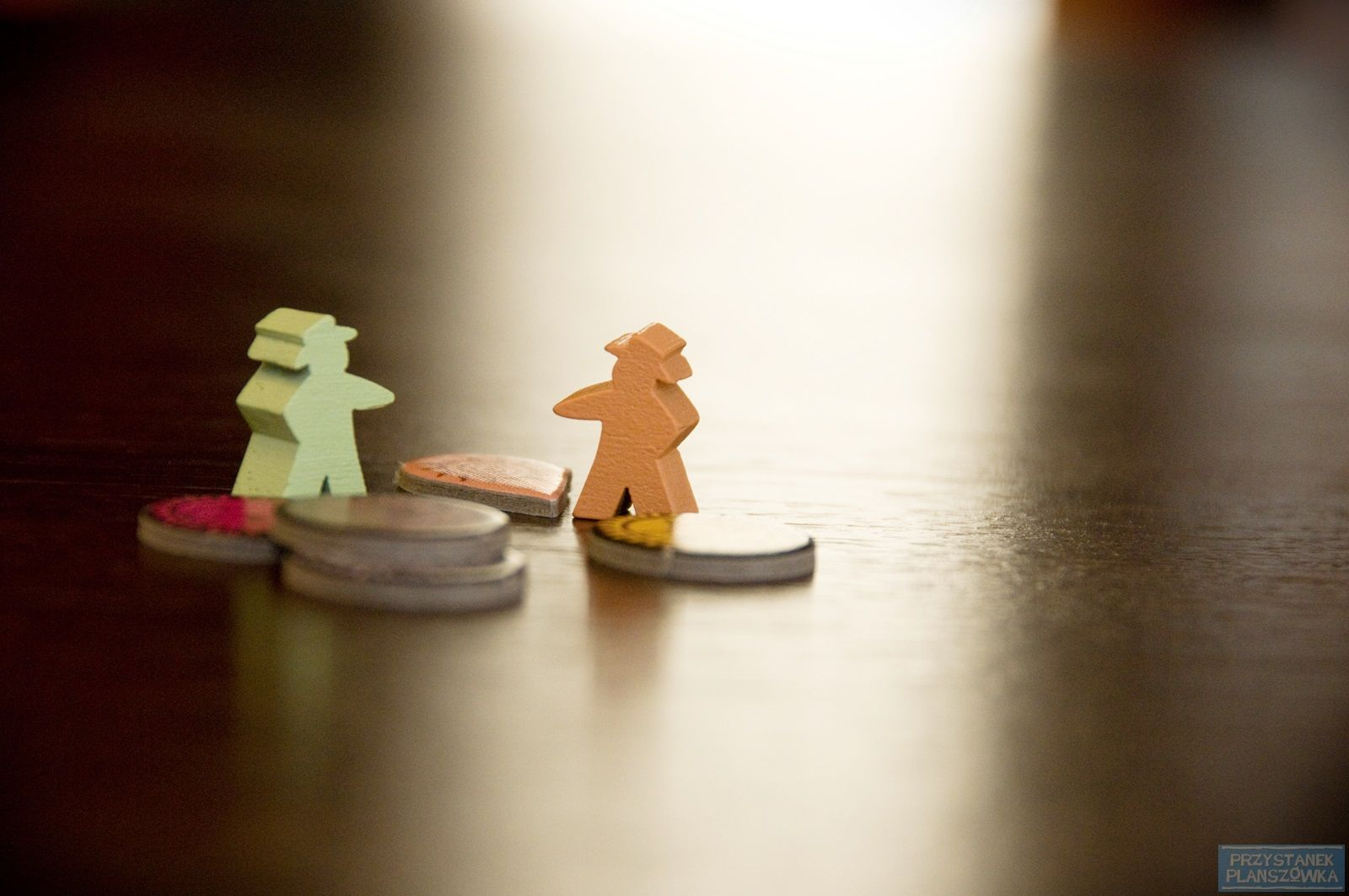 Lewis & Clark / fot. Przystanek Planszówka