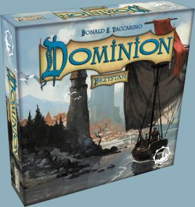 Dominion Przystań / fot. Games Factory Publishing