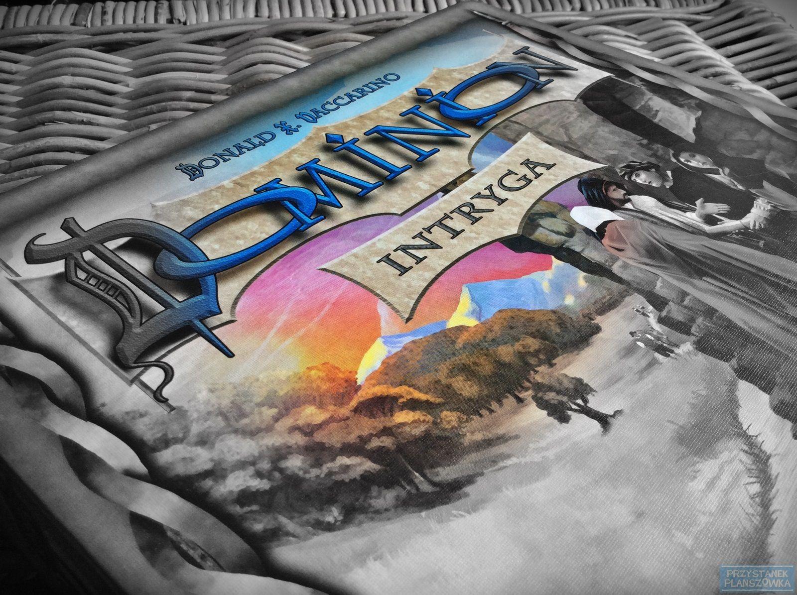 Dominion Intryga / fot. Przystanek Planszówka