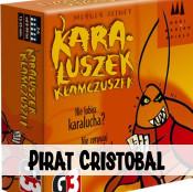 Karaluszek Kłamczuszek_Pirat