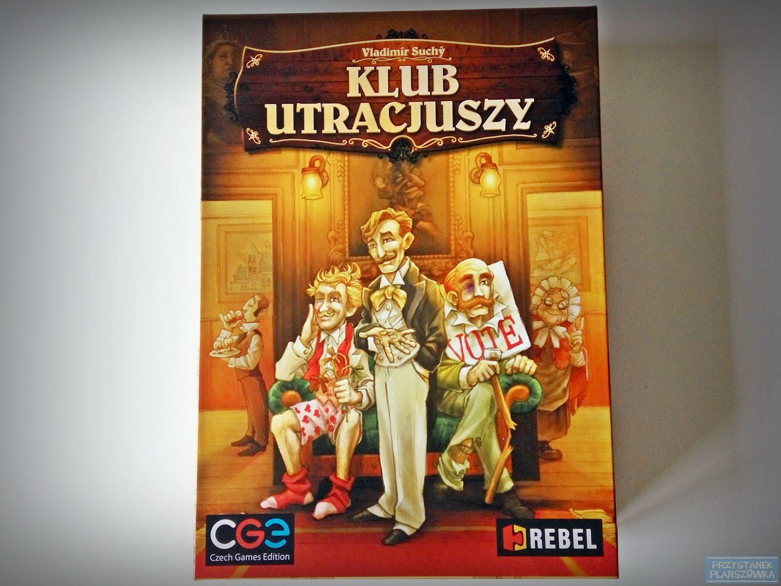 Klub Utracjuszy / fot. Przystanek Planszówka