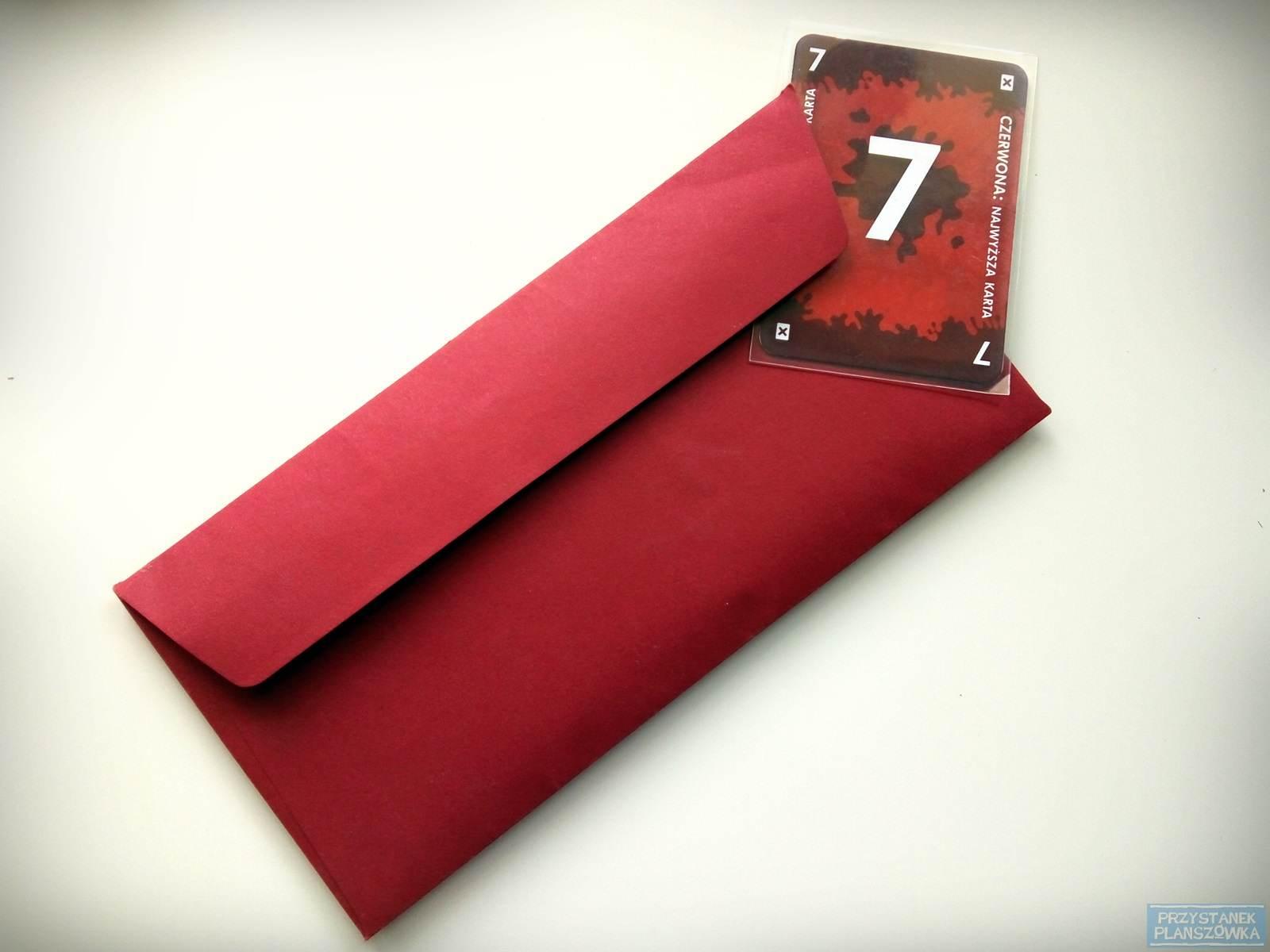 Red 7 / fot. Przystanek Planszówka