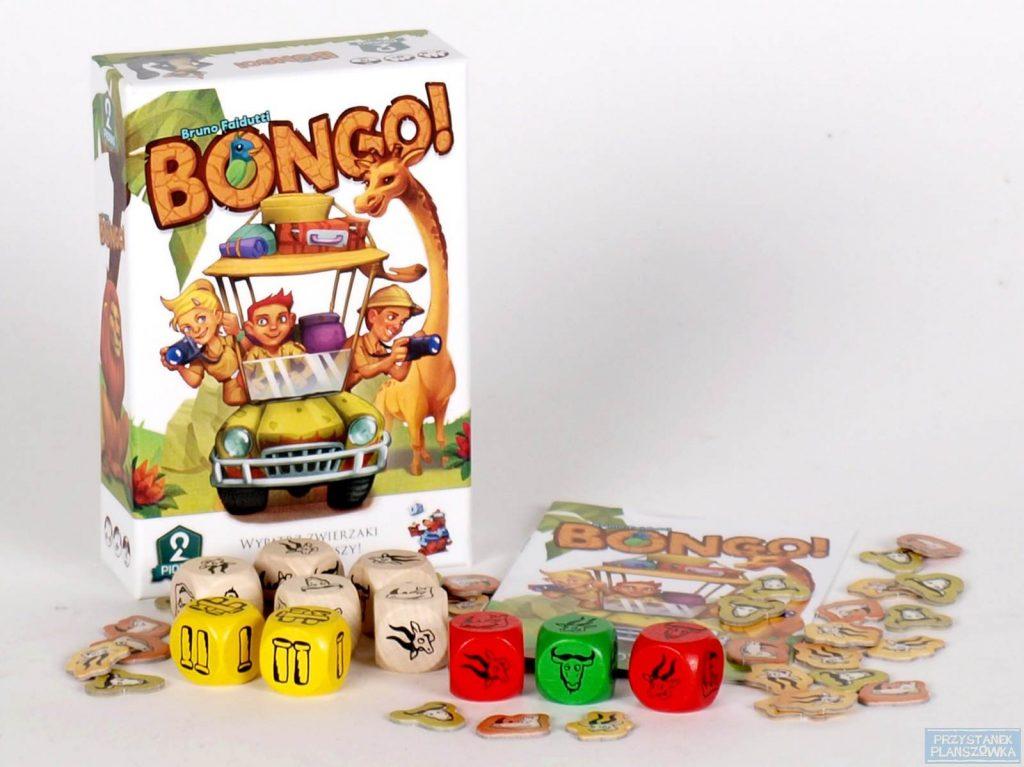 Bongo! / fot. Przystanek Planszówka