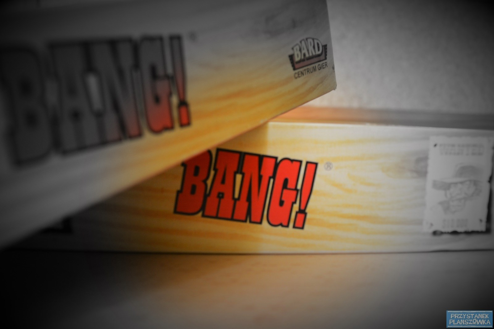 Bang! / fot. Przystanek Planszówka
