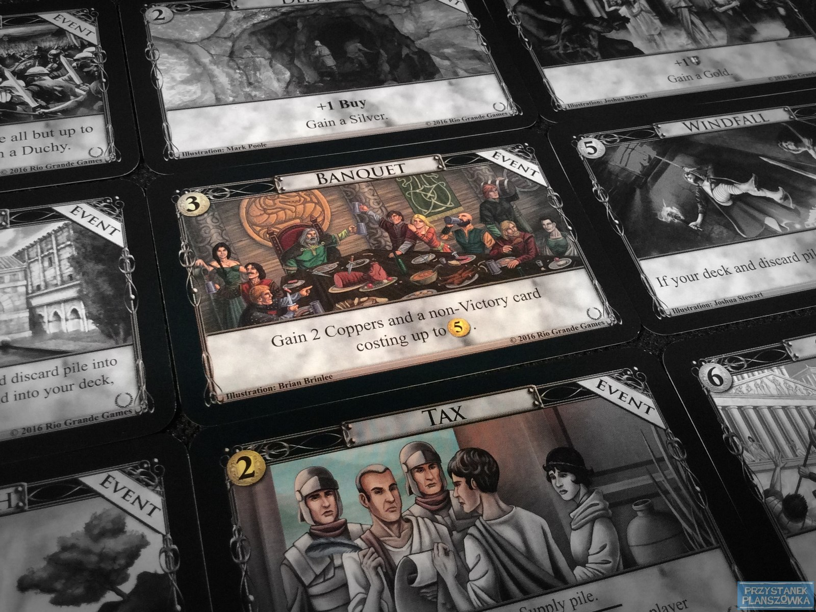 Dominion Imperium / fot. Przystanek Planszówka