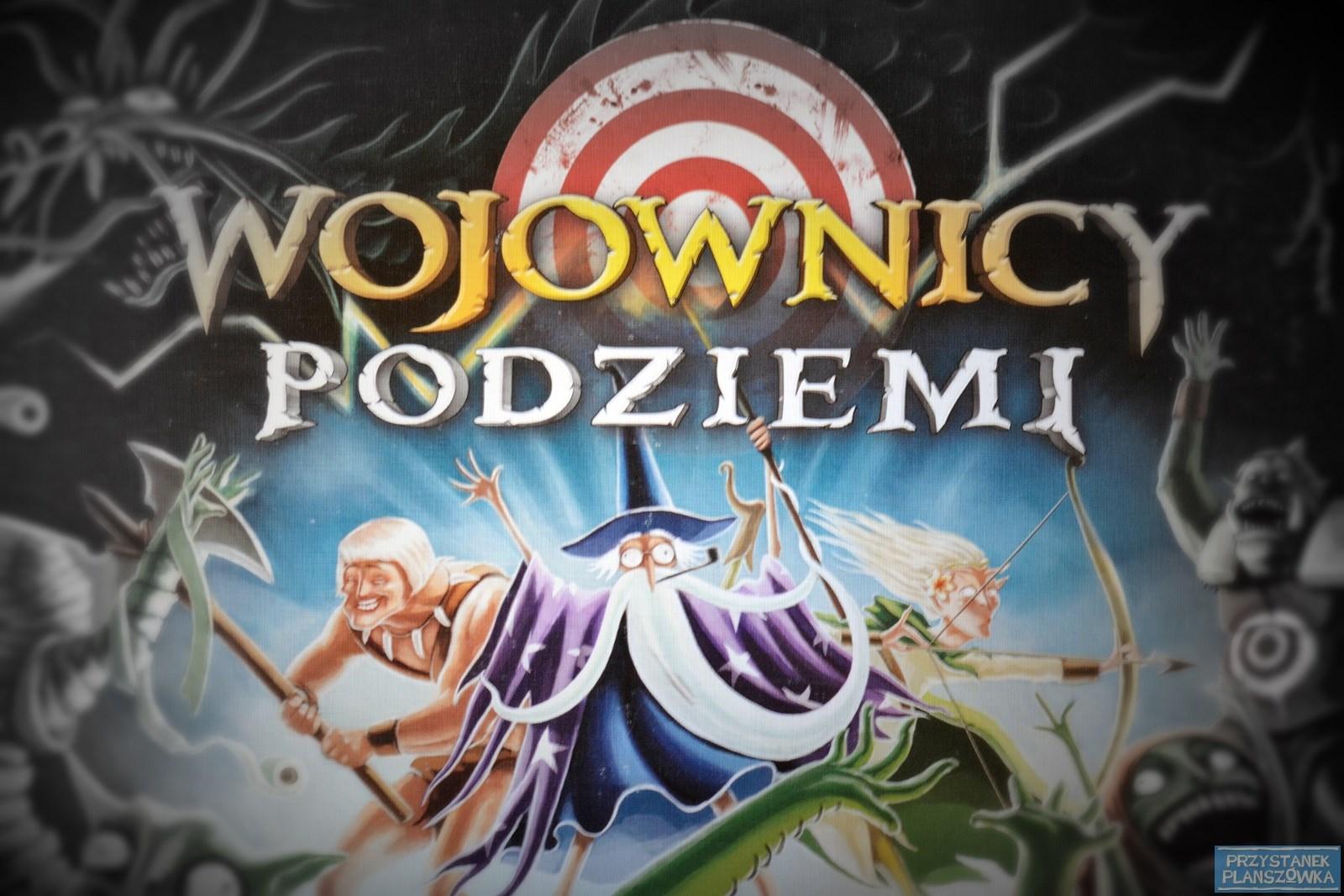 Wojownicy Podziemi / fot. Przystanek Planszówka